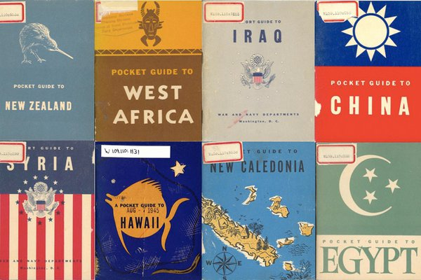 WWII Pocket Guides