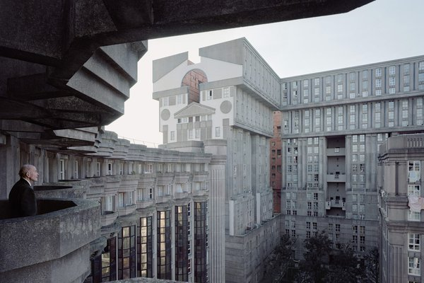 Noisy-le-Grand housing project, Paris