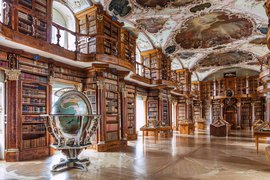 National Library of the Czech Republic, Prague.