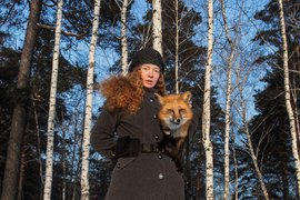 A resident of Akadempark, Russia.