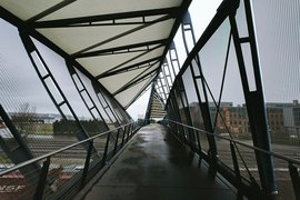 Myrtle Park Skybridge, Seattle, Gareth Pon