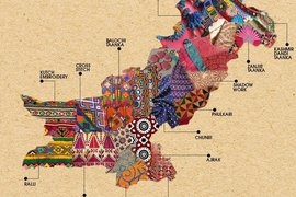 Textile Map, Generation