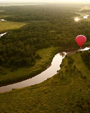 Maasai Mara Balloon Ride