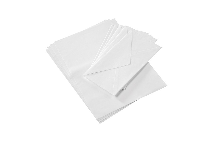 Maison Martin Margiela Cotton Letter Stationery
