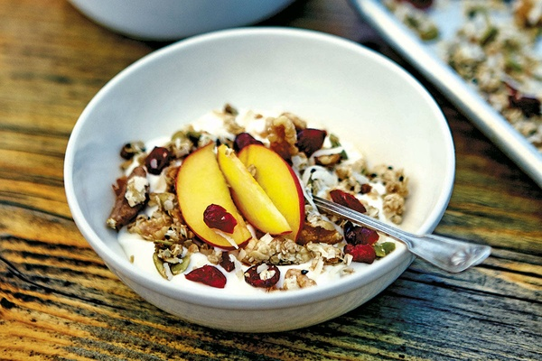 California Coconut Granola