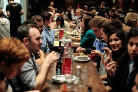 Mamak restaurant, Sydney