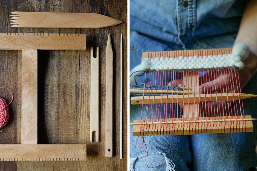 Maple Hand Loom Kit