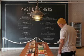 Mast Brothers Retail Area