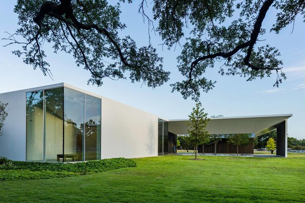 The Menil Drawing Institute, Houston