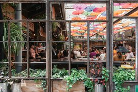 Lucerna Comedor, Juarez, Mexico City