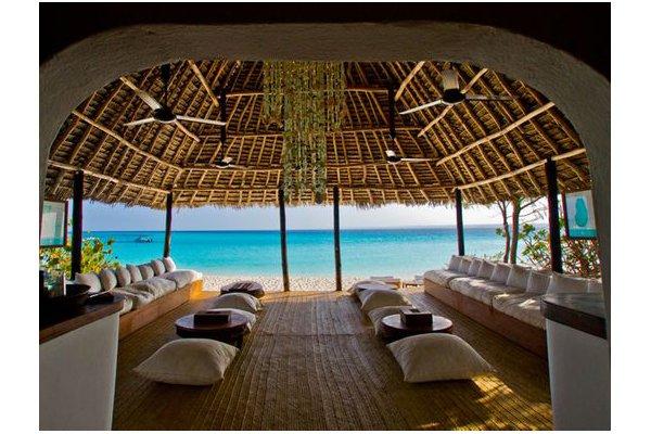 Photo: Courtesy of Mnemba Island Resort