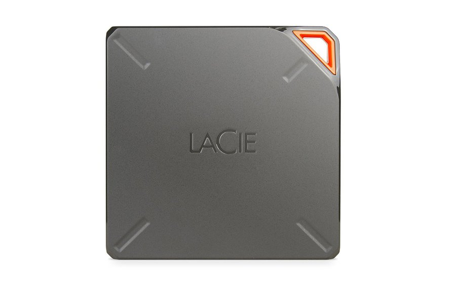 LaCie Wireless Hard Drive