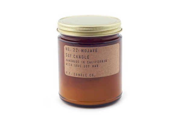 P.F. Candle Co. No. 22: Mojave Soy Candle