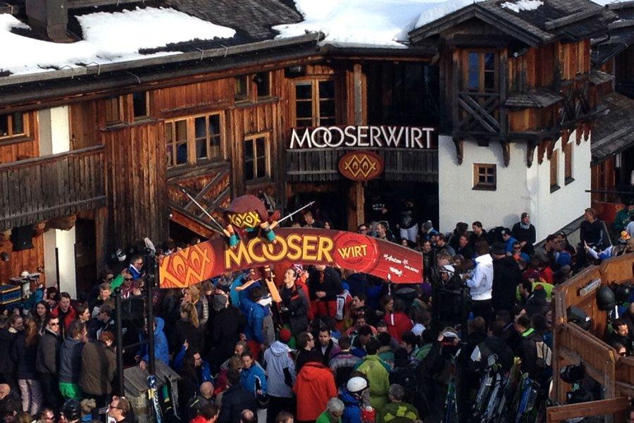 Mooserwirt St Anton am Arlberg