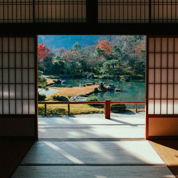 Morning in Kyoto