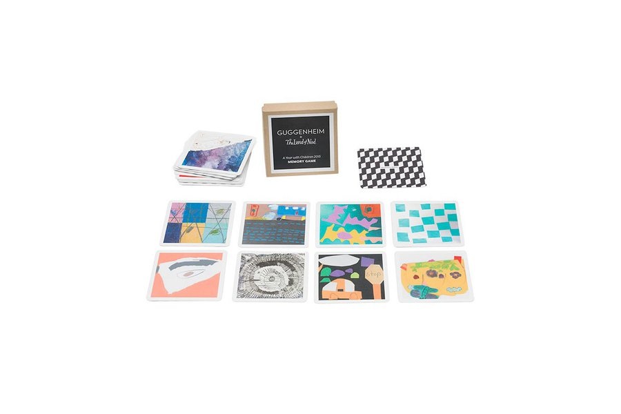 Guggenheim + The Land of Nod Memory Game