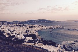 Panoramic views Mykonos