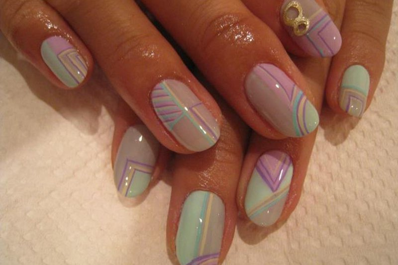 Fathom - Eye Candy: Japanese Nail Art