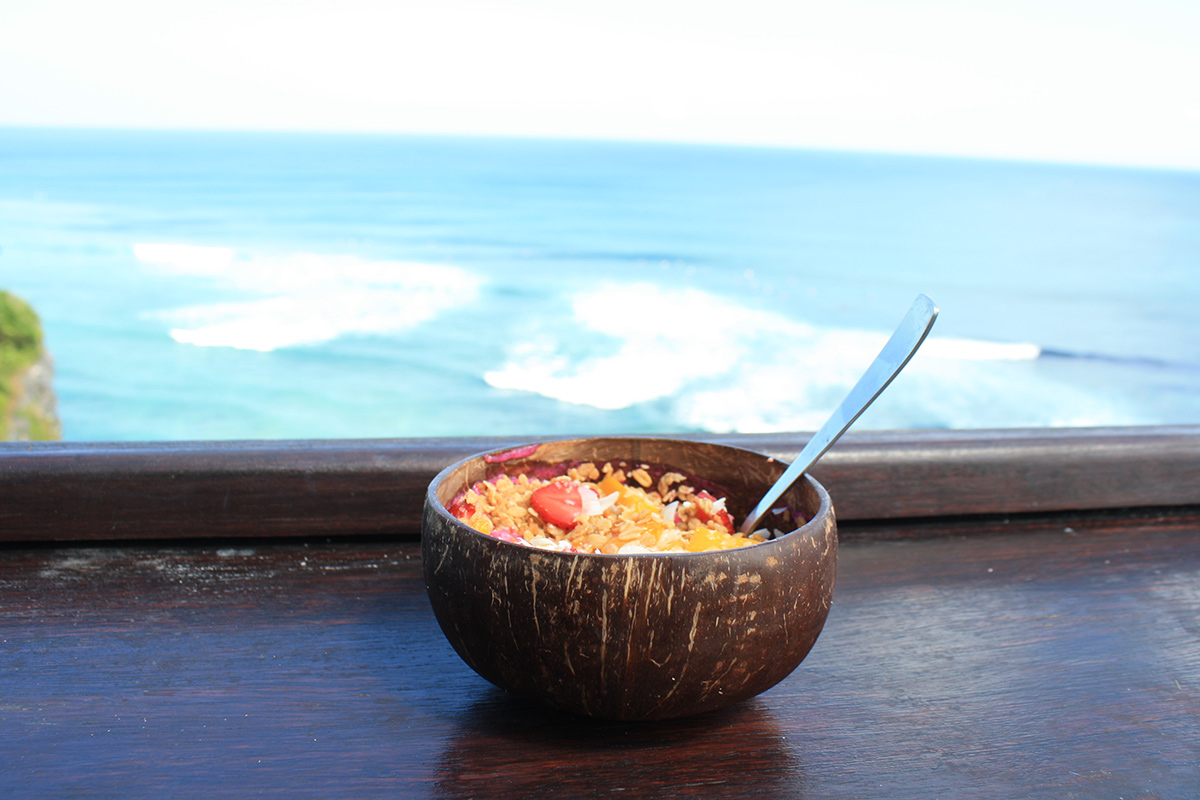 Nalu Bowls at Single Fin, Bali