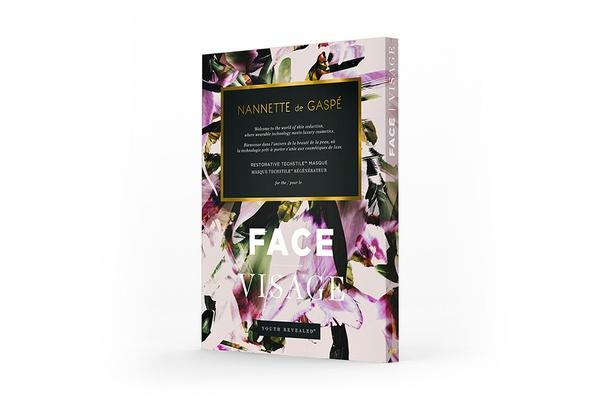 Nannette de Gaspe Face Mask