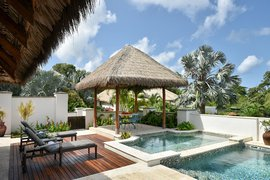 Private pool Paradise Beach Nevis