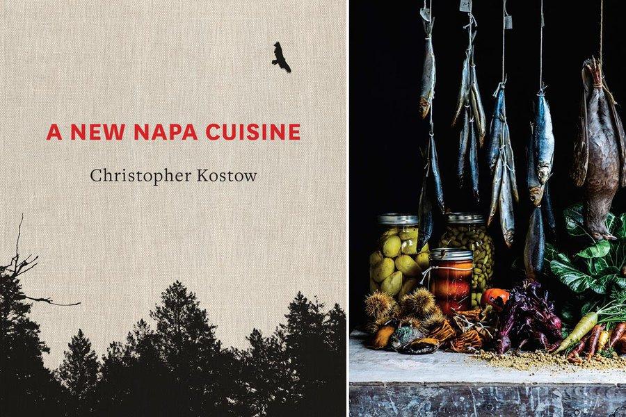 """A New Napa Cuisine"""