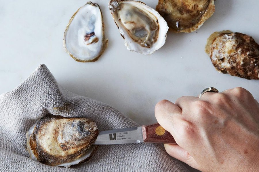 Shuck Some Oysters