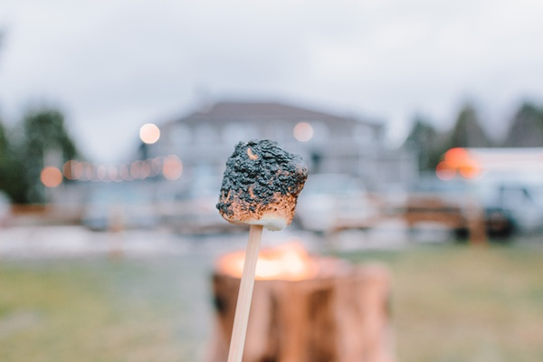 The Arnold House, S'mores