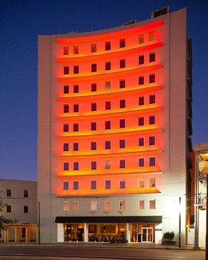 The Hotel Modern New Orleans Exterior
