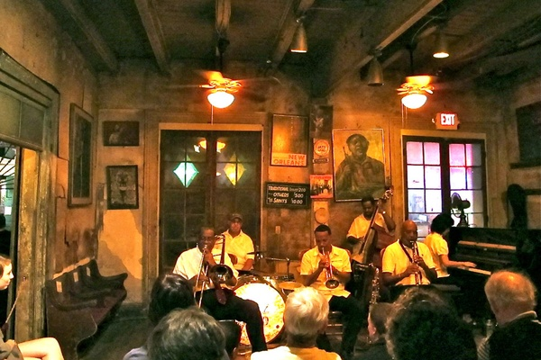 Preservation Jazz Hall