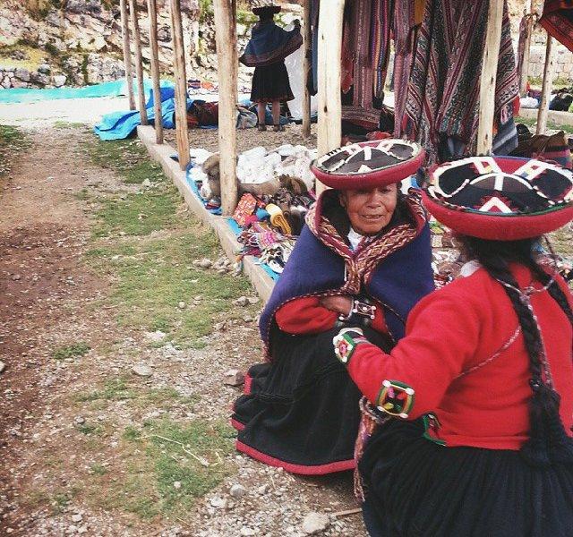 Chicharro, Peru
