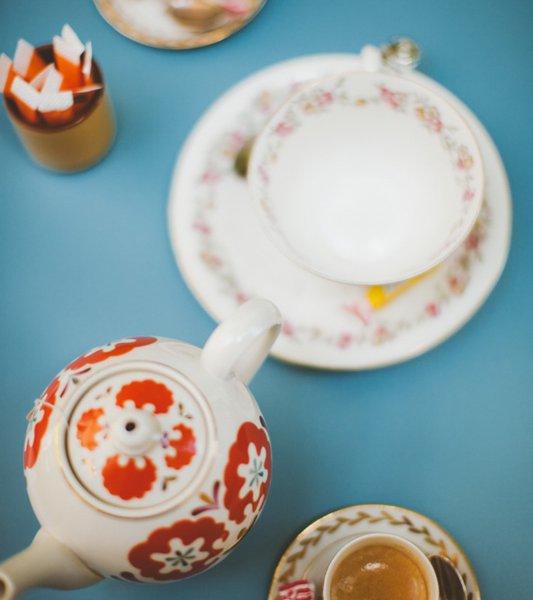 Tea in France