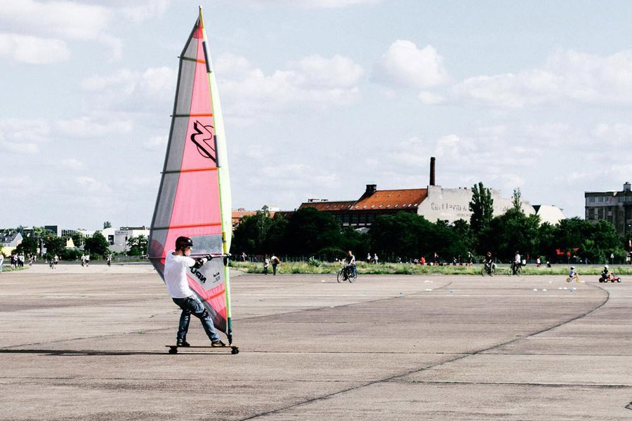 Tempelhofer Feld, Germany
