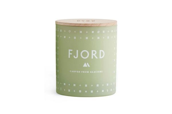 Skandinavisk Fjord Candle