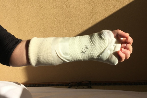 Cath's cast