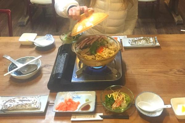 Kawahiro hotpot, Nozawa Onsen