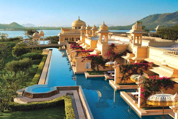 Photo: Courtesy of The Oberoi Udaivilas