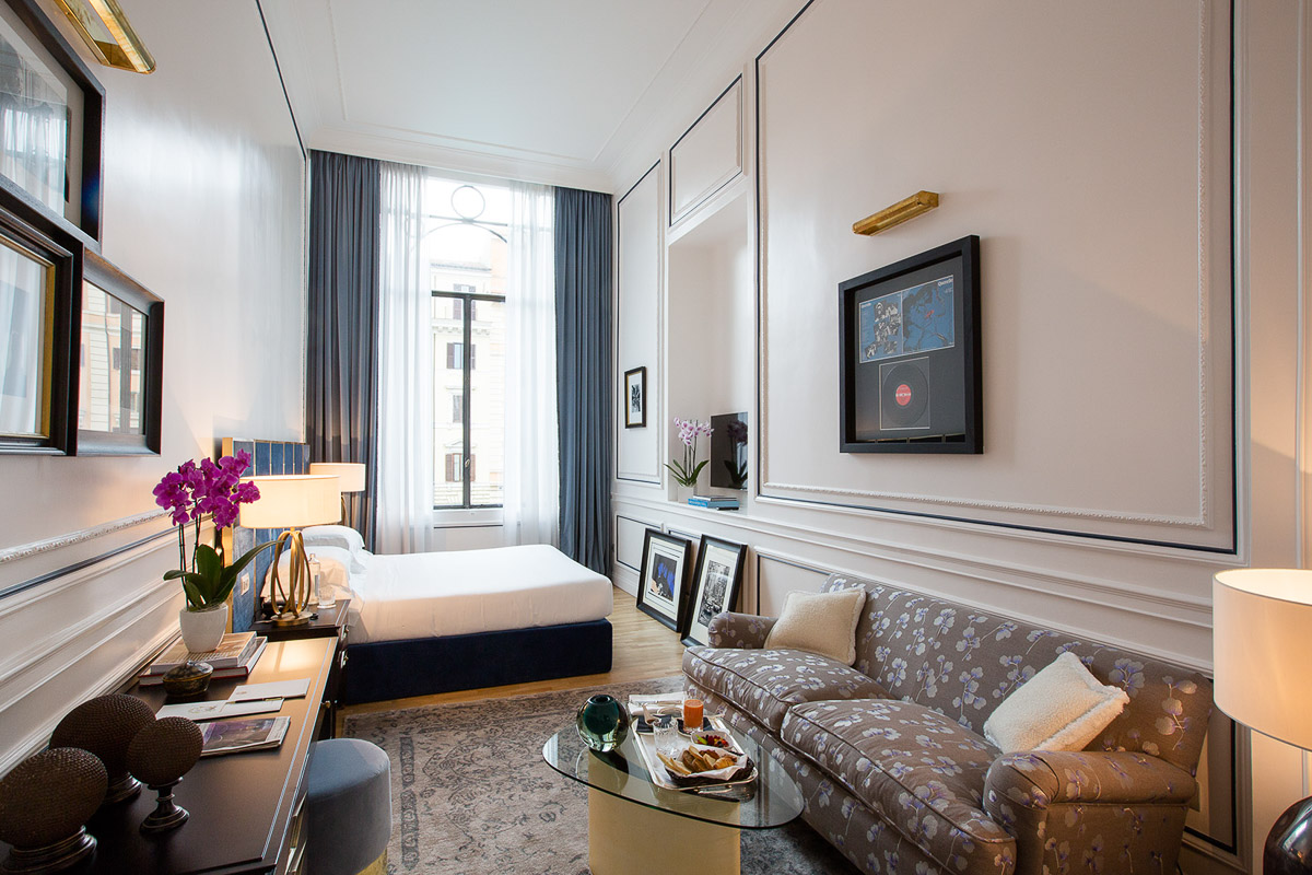 Palazzo Dama Hotel Junior suite