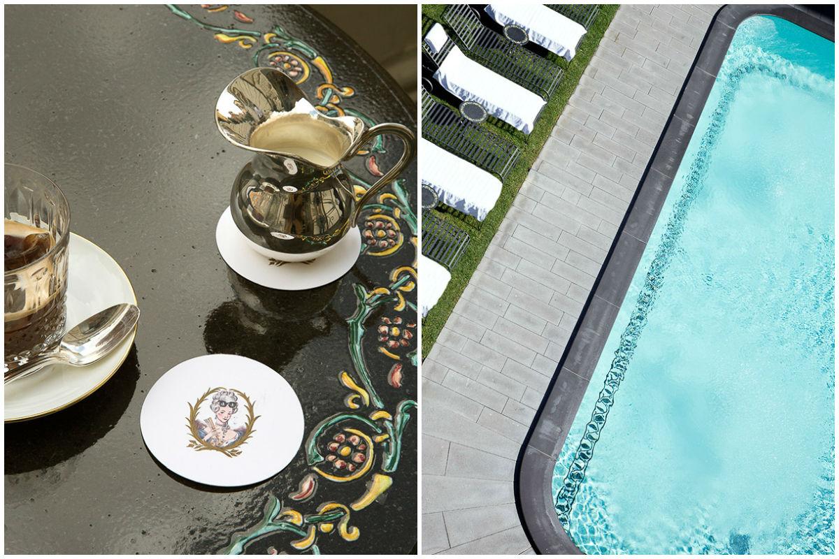 Palazzo Dama Hotel Outdoor pool