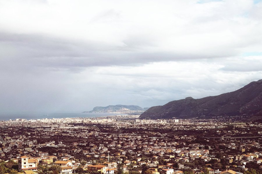 November in Palermo
