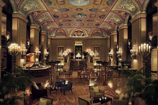 Palmer House Hilton, Chicago