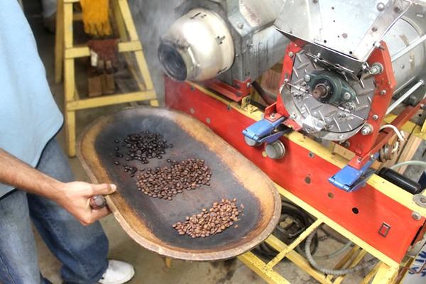 Panama coffee