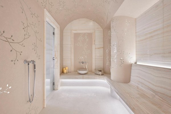 Newly Renovated George V Spa in Paris.