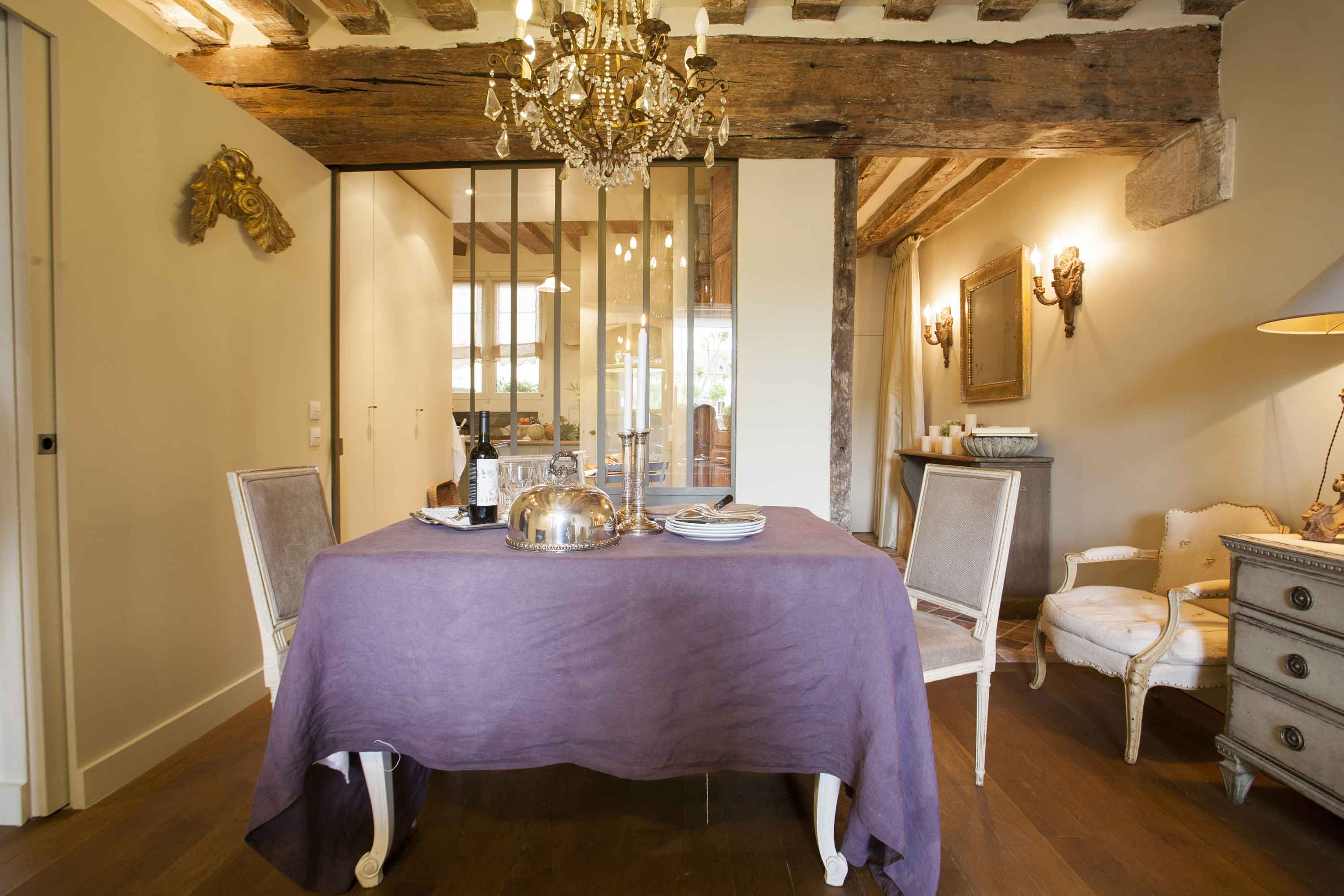 Dining Room, Luberon, Paris Pefect