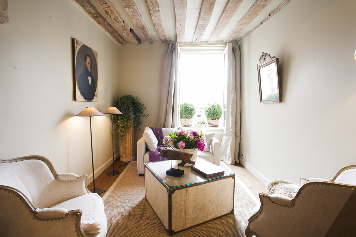Living Room, Luberon, Paris Pefect