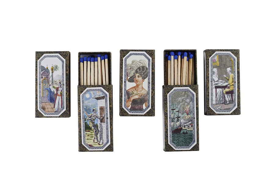 L'Officine Universelle Buly Scented Matches