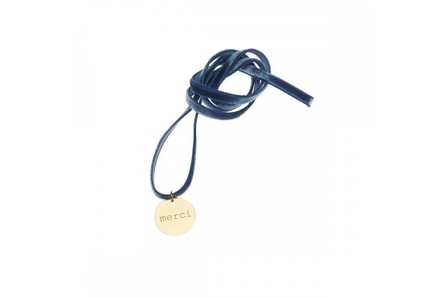 Merci Medallion Bracelets