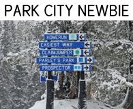 Park City Newbie