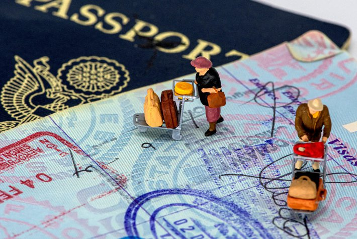 Fun with passports