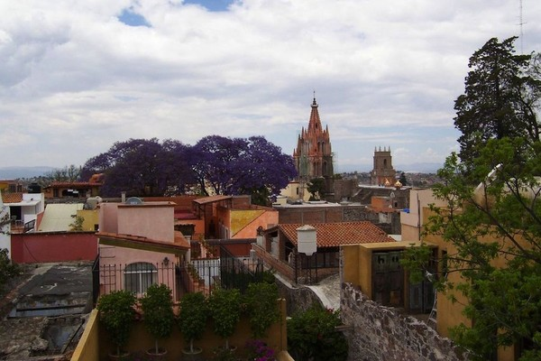 Rooftops San Miguel